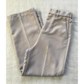 ジーナシス(JEANASIS)のJEANASIS パンツ ズボン スラックス グレー(その他)