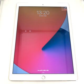 アイパッド(iPad)のiPad pro 128GB 12.9インチ セルラーモデル ドコモ(タブレット)