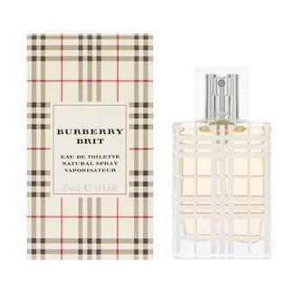 バーバリー(BURBERRY)のBURBERRY ブリット オーデトワレ 30ml(香水(女性用))
