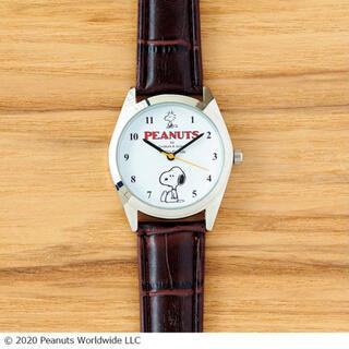 スヌーピー(SNOOPY)のスプリング3月号増刊付録 スヌーピー腕時計(腕時計)
