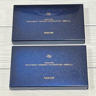 noevir - ノエビア5トリートメントパウダーファンデーションリフィル×2【色選択可】