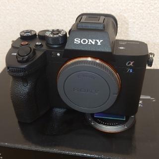 ソニー(SONY)のSONY α7SⅢ ILCE-7SM3 ボディ 美品(ミラーレス一眼)