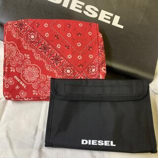 ディーゼル(DIESEL)の【新品未使用】DIESEL ランチバッグ、保冷バッグ付(トートバッグ)