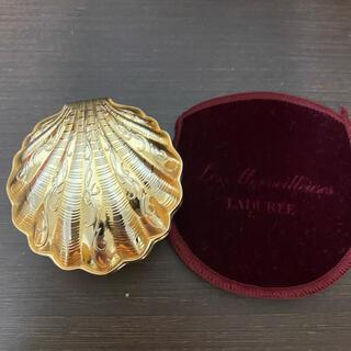 LADUREE - ラデュレ  貝殻ケース