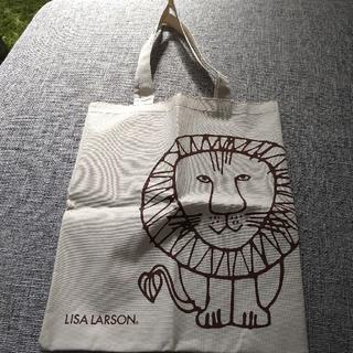リサラーソン(Lisa Larson)のリサ・ラーソン ライオン トートバッグ(トートバッグ)