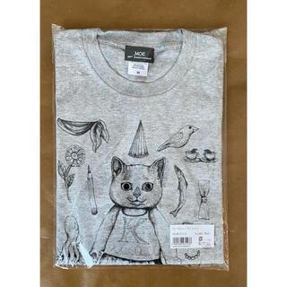 ヒグチユウコ MOE展 ロングスリーブTシャツ Mサイズ(Tシャツ(長袖/七分))