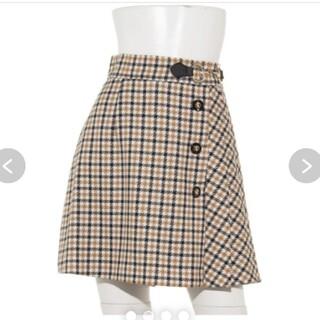 リランドチュール(Rirandture)のリランドチュール ビット付きスカート見えキュロット(キュロット)