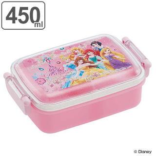 """Disney - 【新品】プリンセス お弁当箱""""450ml""""  ディズニー ランチボックス"""
