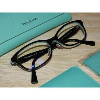ティファニー(Tiffany & Co.)のTIFFANY&Co/ティファニー メガネ 度入り・ブルーライトカット(サングラス/メガネ)