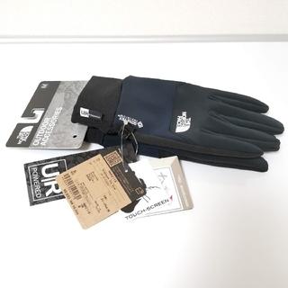 ザノースフェイス(THE NORTH FACE)のNORTH FACE ゴアテックス ウィンドストッパーイーチップグローブ 正規品(手袋)