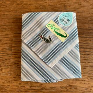 クロコダイル(Crocodile)のクロコダイル ハンカチ(ハンカチ/ポケットチーフ)
