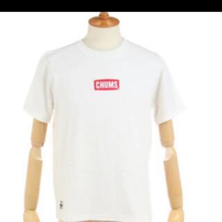 チャムス(CHUMS)のCHUMS メンズ ミニチャムスロゴTシャツ 半袖(Tシャツ/カットソー(半袖/袖なし))