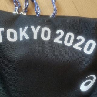 アシックス(asics)の東京オリンピックショルダーバック新品アシックスジャパン公式日本オフィシャル(その他)