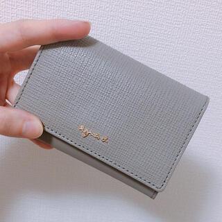 agnes b. - アニエスベー カードケース