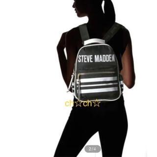 スティーブマデン(Steve Madden)のsteve madden★モノトーン ミニリュック★未使用(リュック/バックパック)