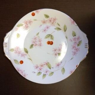 エインズレイ(Aynsley China)の【Aynsley】チェリーブロッサム 皿 2枚(食器)