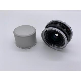 ☆美品【Voigtlander】SC SKOPAR 21mm F4 単焦点(レンズ(単焦点))