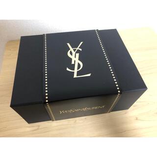 イヴサンローランボーテ(Yves Saint Laurent Beaute)のイヴ・サンローラン★化粧箱&ショッパー♪(ショップ袋)