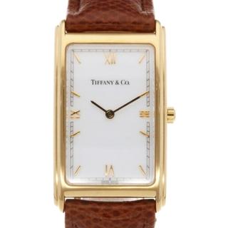 ティファニー(Tiffany & Co.)の【中古】ティファニー TIFFANY&Co. 腕時計  M243(腕時計(アナログ))