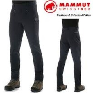 マムート(Mammut)の☆新品☆MAMMUT(マムート) Trekkers 2.0 PantsAF(S)(ワークパンツ/カーゴパンツ)