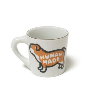アベイシングエイプ(A BATHING APE)のhuman made mug cup(グラス/カップ)