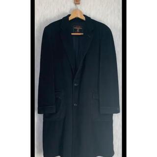 コムデギャルソン(COMME des GARCONS)のsullen tokyo購入 BLACK CASHMERE COAT(チェスターコート)