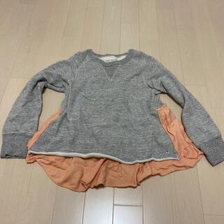 ゴートゥーハリウッド(GO TO HOLLYWOOD)のゴートゥーハリウッド 切り替えスウェット(Tシャツ/カットソー)