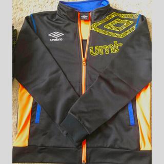 アンブロ(UMBRO)のUMBRO アンブロジャージ上のみ150(Tシャツ/カットソー)