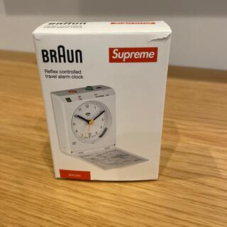 Supreme - 15ss Supreme BRAUN  置時計