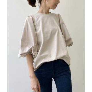 アパルトモンドゥーズィエムクラス(L'Appartement DEUXIEME CLASSE)のL'Appartement Gather Long sleeve Tee(Tシャツ/カットソー(七分/長袖))