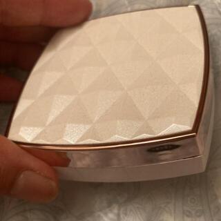 フランフラン(Francfranc)のフランフラン ブロンシュ LEDコンパクトミラー ホワイト(ミラー)