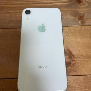 Apple - iPhoneXR 128GB White