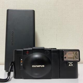 OLYMPUS - OLYMPUS XA2 箱付き 動作未確認 ジャンク品