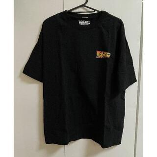 フリークスストア(FREAK'S STORE)のFREAK'S STORE バックトゥザフューチャー Tシャツ S(Tシャツ/カットソー(半袖/袖なし))