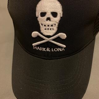 マークアンドロナ(MARK&LONA)のMARK&LONAキャップ、帽子(その他)
