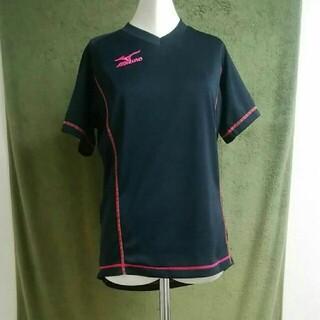 MIZUNO - MIZUNOミズノ Tシャツ ウォームアップ バレーボール レディースM