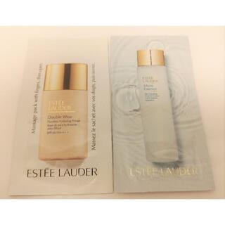 エスティローダー(Estee Lauder)のエスティローダー 化粧水・メイク下地 サンプル(化粧水/ローション)