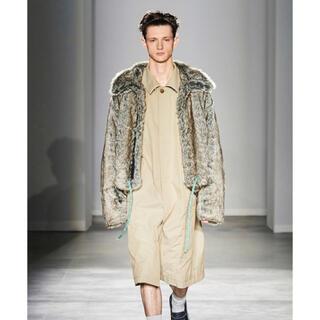 Jieda - 【4000円値下げしました】jieda fake fur jacket