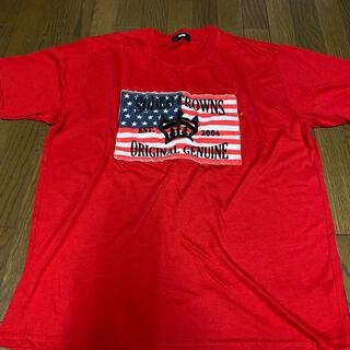 ロデオクラウンズワイドボウル(RODEO CROWNS WIDE BOWL)のRODEO 赤T(Tシャツ/カットソー(半袖/袖なし))