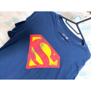 ギャップ(GAP)のGAP☆キャラTシャツ スーパーマン(Tシャツ/カットソー(半袖/袖なし))