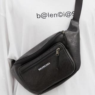 Balenciaga - BALENCIAGA バレンシアガ ベルトバッグ ショルダーバッグ レザー