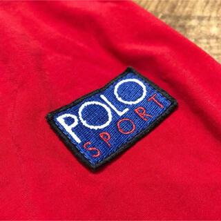 ポロラルフローレン(POLO RALPH LAUREN)のポロスポーツ ナイロンジャケット 希少 ラルフローレン  (ナイロンジャケット)