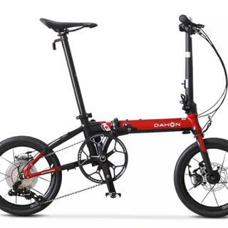 ダホン(DAHON)の新品未使用 DAHON k3Plus ダホン ミニベロ折り畳み自転車 (自転車本体)