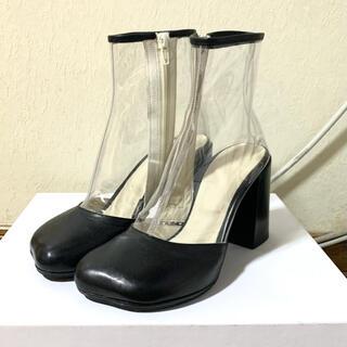 エムエムシックス(MM6)のMM6 エムエムシックス ブーツ(ブーツ)