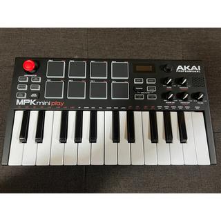 MPK Mini Play(MIDIコントローラー)