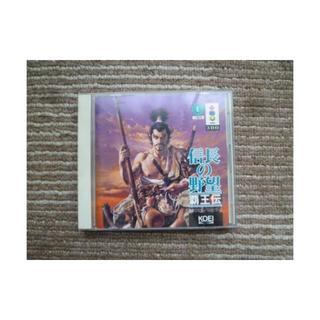 エヌイーシー(NEC)の3DO★信長の野望・覇王伝(家庭用ゲームソフト)