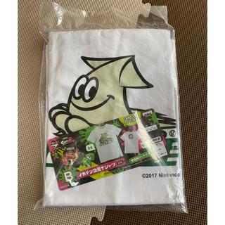 ニンテンドウ(任天堂)のスプラトゥーン Tシャツ 一番くじ(Tシャツ/カットソー(半袖/袖なし))
