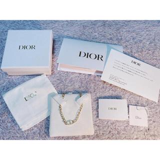 ディオール(Dior)のDior チョーカーネックレス メタル(ネックレス)
