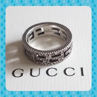 グッチ(Gucci)のGUCCI リング(リング(指輪))