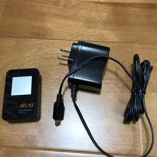 ゴルフ GPSナビ ATLAS AGN800